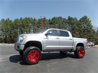 Lifted Vehicles